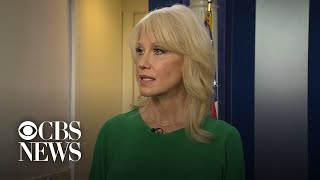 Kellyanne Conway says Martin Luther King Jr. would not approve of Trump impeachment