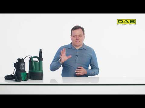 Как откачать воду в подвале? Выбираем правильный дреннажный насос. Сравнение DAB Verty Nova и Nova