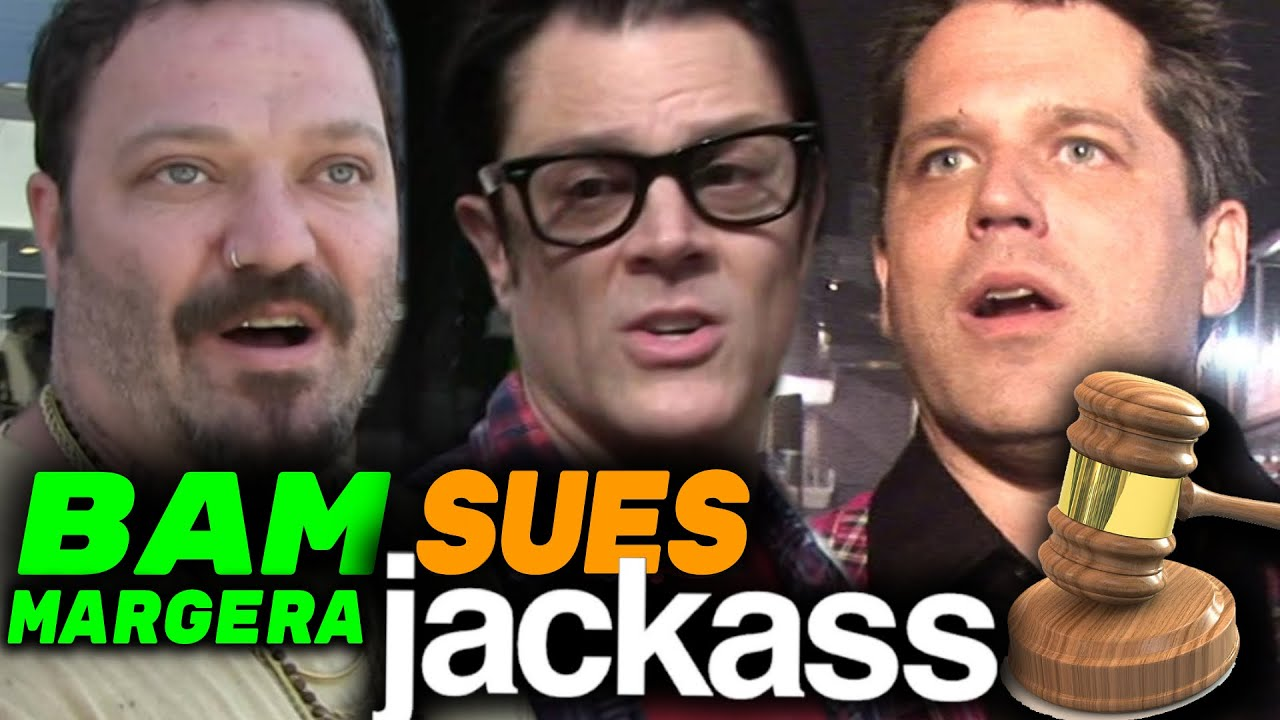 Bam Margera wants to sue Jackass makers after being dropped ...