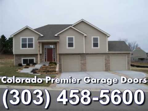 Colorado Premier Garage Doors Denver, Co | Garage Door Repair
