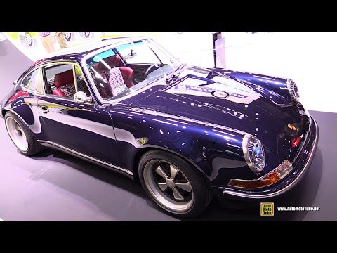 Porsche 911 The Monaco Comission by Singer Design - Walkaround - 2017 Detroit Auto Show