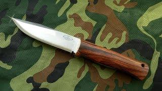 Шведский нож выживания Fallkniven S1(Обзор кастомизированной версии ножа выживания Фалкнивен С1. Партнерская программа для заработка на YouTube..., 2014-02-16T10:01:00.000Z)