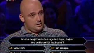 milijunas - hrvatski milioner
