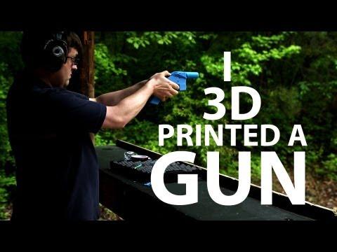 I 3D Printed a Gun | Mashable Docs