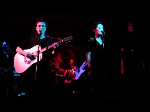 Louise and the Pins - Beauty Strange live Night and Day Cafe Manchester 05-04-12