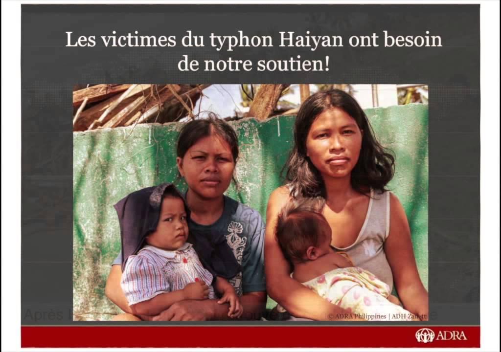 Adra philippines : ne relâchons pas notre effort