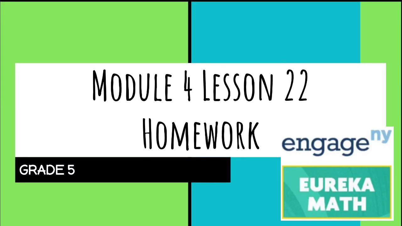 Module 5 homework help
