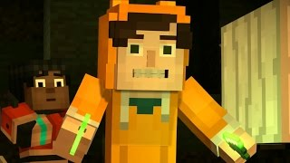 Minecraft STAMPYLONGHEAD THE THIEF - STORY MODE Episode 6 3
