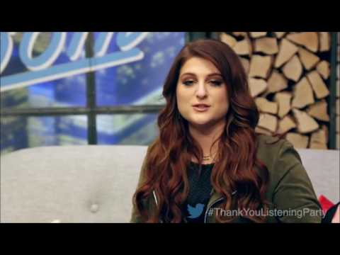 Meghan Trainor - 'Thank You' Track by Track Commentary