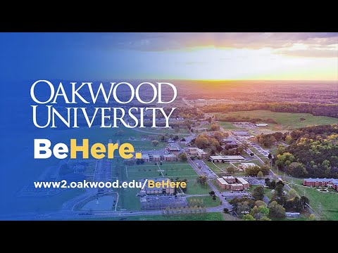 Oakwood University Enrollment Showcase