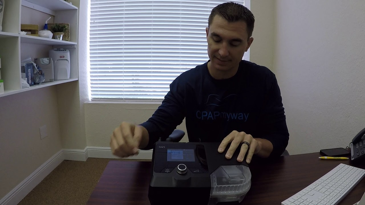 Luna 2 Auto CPAP Demonstration and Review by CPAPmyway