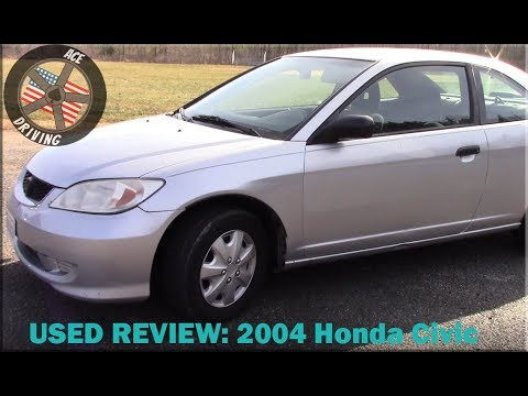 Used Review: 2004 Honda Civic Coupe!
