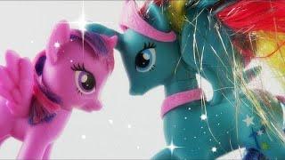 MLP - Trixie Becomes an Alicorn - Twilight Sparkle VS Trixie