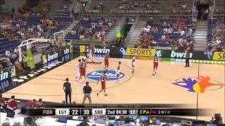 Top 10 - Serbia at the Basketball World Cup 2014 in Spain