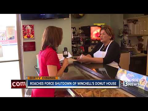 Dirty Dining: Winchell's Donuts, China Star and a taco truck