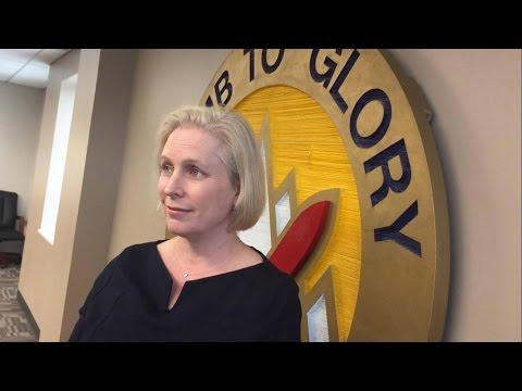 Sen. Kirsten Gillibrand rules out 2020 presidential run