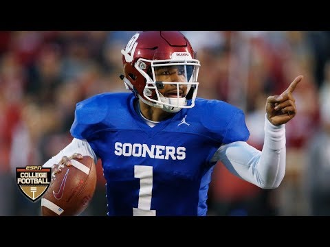 Jalen Hurts named starting QB at Oklahoma | College Football Live
