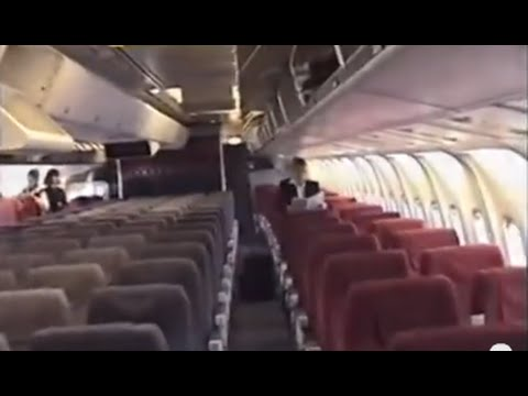 DELTA AIRLINES L-1011-500 Flight from Miami to Atlanta