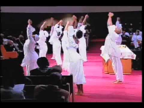 Trinity United Church of Christ  Dance Ministry and Sanctuary Choir-Midnight Cry