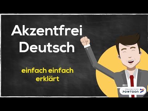 Deutsch lernen -