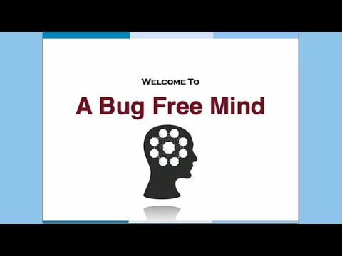 A Bug Free Mind | The Famous 'No Mind Exercise' | By Andy Shaw