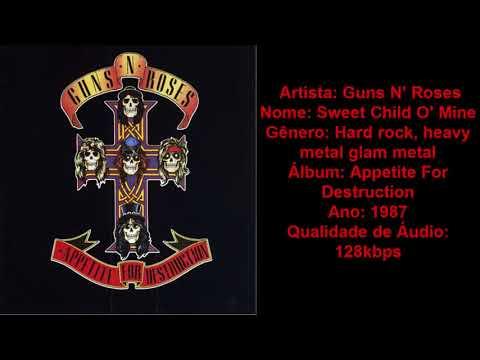 Guns N' Roses - Sweet Child O' Mine | Download Musica MP3