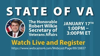 Secretary Wilkie online community town hall - LIVE January 17