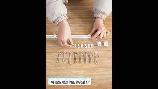 옷장 선반 가림막 커튼 책장 방문 캐비닛 가리개 24종
