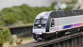 Atlas New Jersey Transit ALP-45DP review