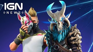 Fortnite Season 5 Patch Notes Reveal Desert Biome, New Vehicle - IGN News