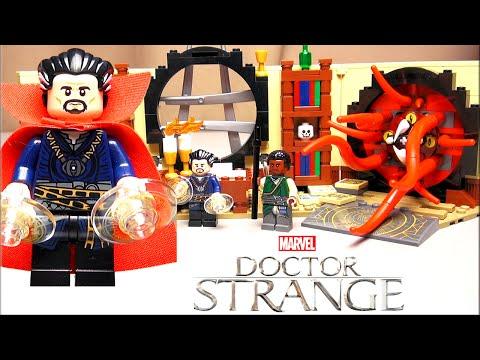 LEGO Marvel Super Heroes 76060 Святилище Доктора Стрэнджа - обзор конструктора Лего Doctor Strange