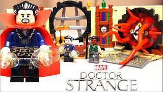 LEGO Marvel Super Heroes 76060 Святилище Доктора Стрэнджа - обзор конструктора Лего Doctor Strange(, 2016-07-30T11:08:02.000Z)