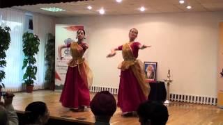 Tarana Darbari (Raghav Raj Bhatt choreography) by music PT Birju Maharaj
