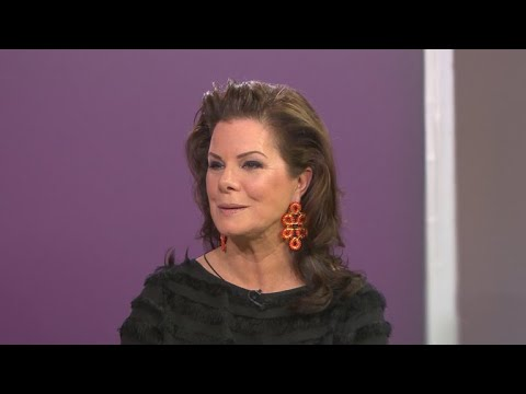 Actress Marcia Gay Harden on her new book