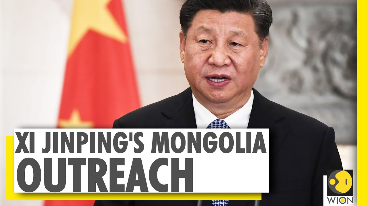 Chinese President Xi Jinping sends a message to the Mongolian Prime Minister Khurelsukh