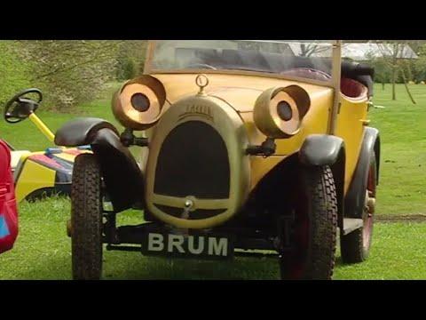 Brum 404   GOLF BUGGY   Kids Show Full Episode