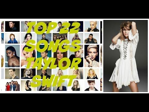 TOP 20 SONGS Taylor Swift   Top 20 Canciones   2017