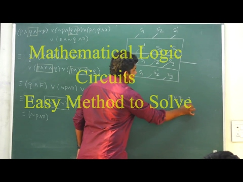 Mathematical Logic - Lecture 4 - Circuits