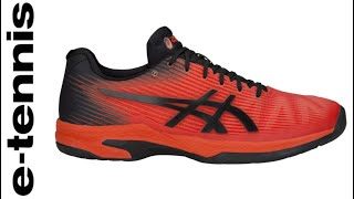 E tennis - Asics Solution Speed FF Men's Tennis shoes review EN