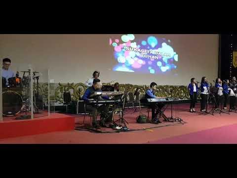 Sukacita Melimpah - NDC Worship (live recording GBI KELIR Samarinda)