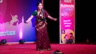Tula Shikavin Changala Dhada (Ti Phularani) - Performed by Neelima Deshpande