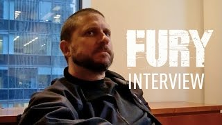 David Ayer Interview - Director Of Fury