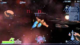 Battlestar Galactica Online Gameplay - First Look HD