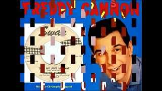 Freddy Cannon - For me and my gal