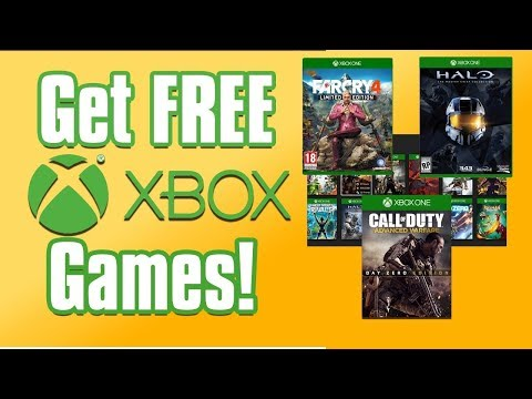 Xbox One Glitch to get games free legit 2017