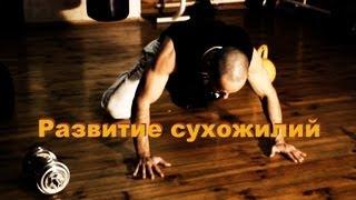 Street Workout | Развитие сухожилий