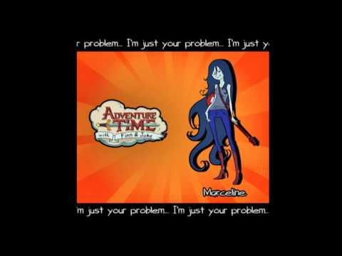 """""""I'm Just Your Problem"""" - Adventure Time (Marceline Instrumental Song Arrangement)"""