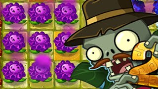 Plants vs. Zombies 2: Lost City Part 2 Day 17 18 19 - Unlocked Stallia