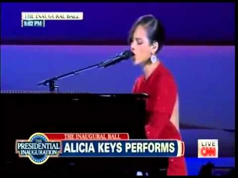 Alicia Keys   Obama's Inaugural Event2