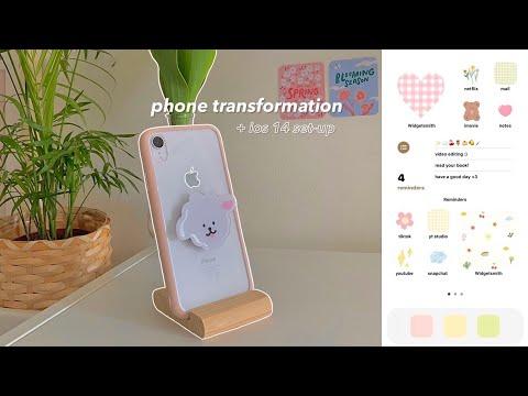 phone transformation 🍡